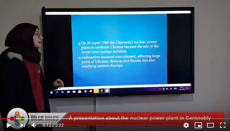 CHERNOBLY NUCLEAR POWER PLANT DISASTER